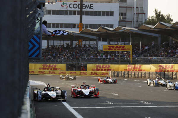 ePrix Mexiko 2019 Lucas di Grassi gewinnt vor Pascal Wehrlein