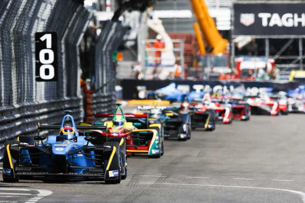 ePrix Monaco 2017 Sébastien Buemi e.dams Renault