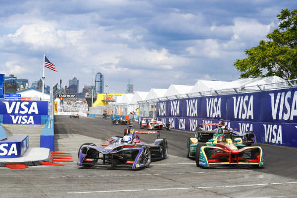 ePrix New York 2017