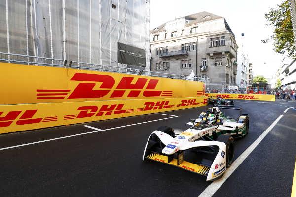 Formel E ePrix Zürich 2018 Lucas di Grassi Abt Audi