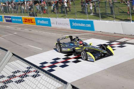Formel E ePrix Ling Beach USA