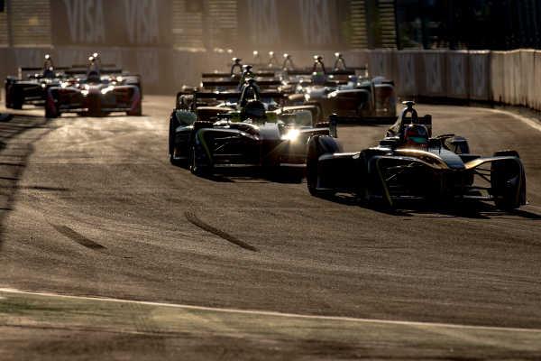 Formel E ePrix Marrakesch Marokko 2016