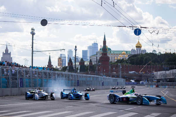 ePrix Moskau Russland 2015