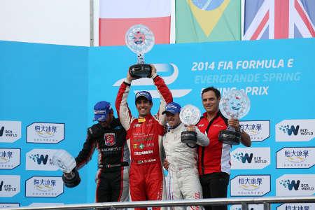 Formel E ePrix Peking China 2014