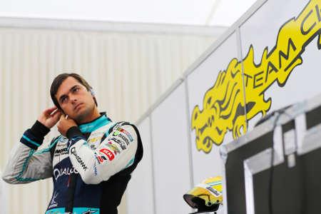 Nelson Piquet jr. China Racing Formel E