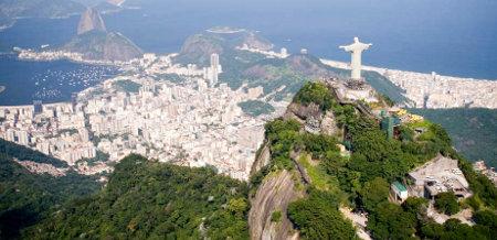 FIA Formel E Kalender 2014/2015 Rio de Janeiro