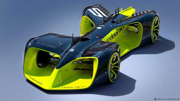 Formel E Roborace