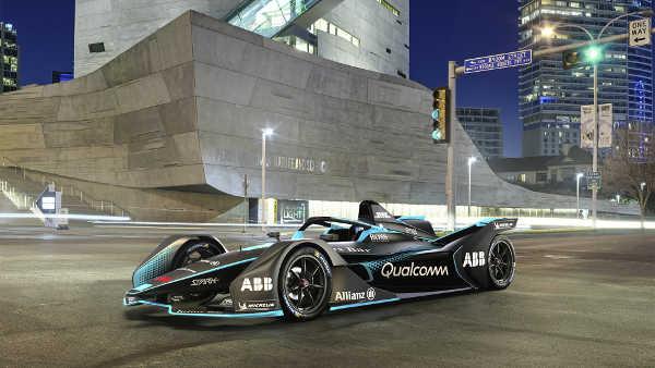 Formel E Renner SRT_05e 2018