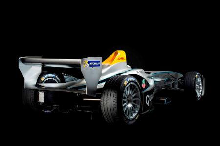 Spark-Renault SRT_01E FIA Formula E
