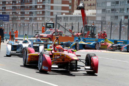 Formel E ePrix Punta del Este Uruguay