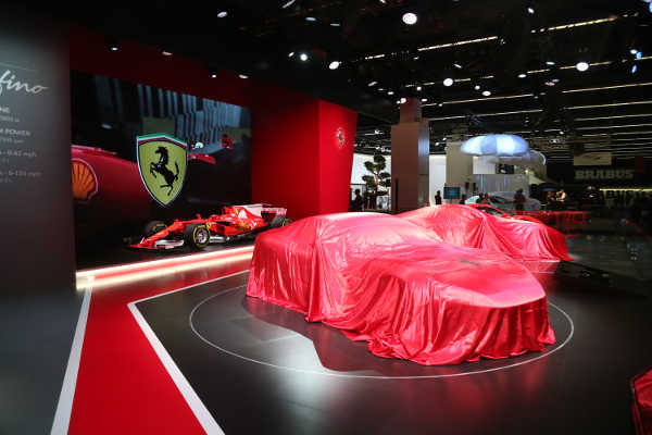 Ferrari plant elektrischen Supersportwagen und SUV