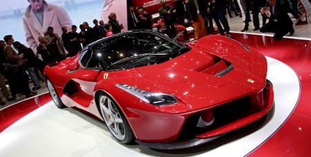 Ferrari LaFerrari Genfer Autosalon 2013