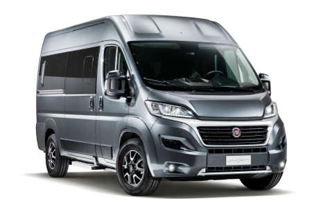 Fiat Ducato Natural Power CNG