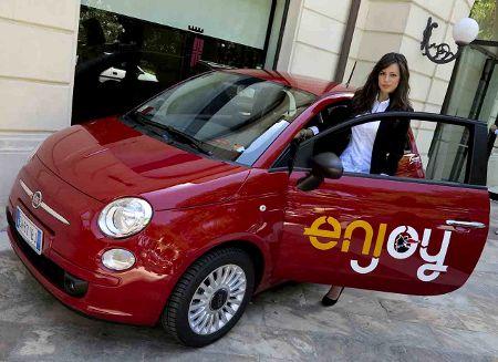 Fiat Carsharing Enjoy