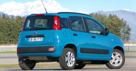 Fiat Panda Natural Power 2012