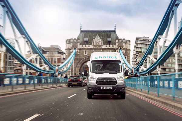 Ford Chariot Shuttle-Service London