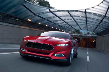 Ford Ecos Concept