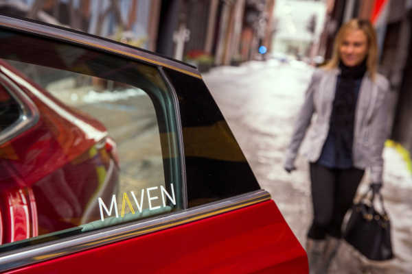 MAVEN Carsharing