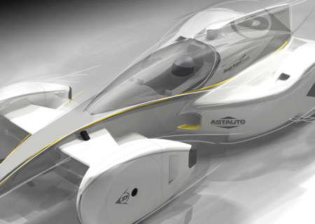 Dunlop Future Race Car