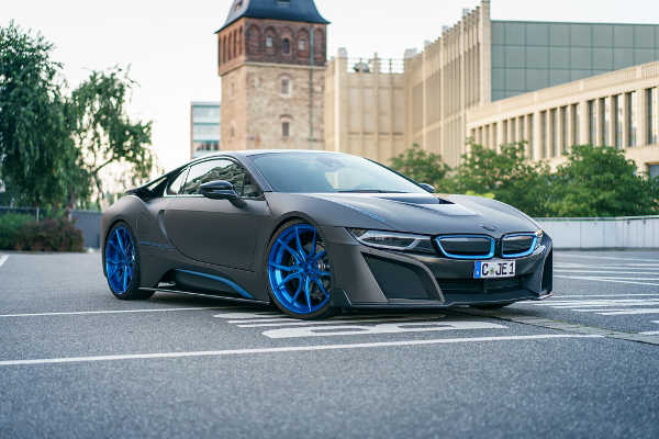 BMW i8 German Special Custom