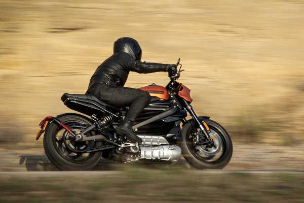 Harley-Davidson LiveWire 2020