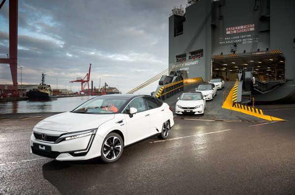Honda Clarity Europa
