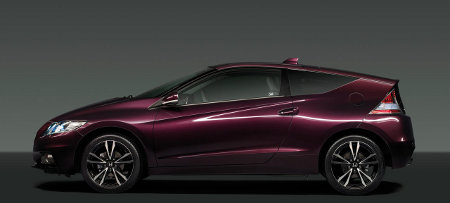 Honda CR-Z Facelift 2013