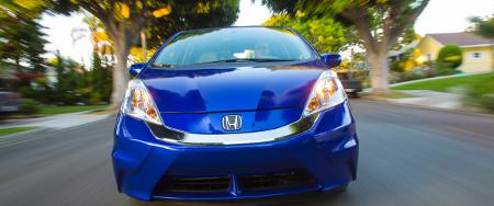 Honda Fit/Jazz EV 2013