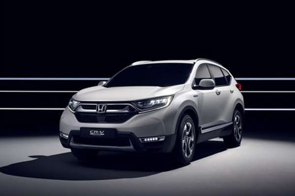 Honda CR-V 2019 Genfer Autosalon 2018
