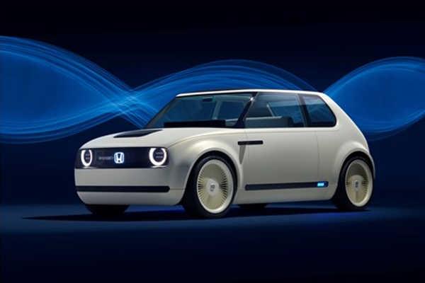 Honda Urban EV Concept IAA 2017