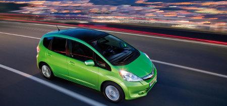Honda Jazz Hybrid 2012