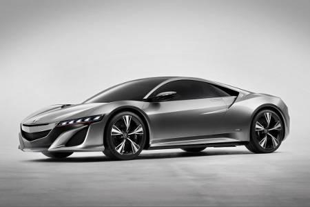 Honda NSX Concept