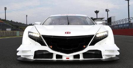 Honda NSX GT 2014
