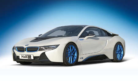 BMW i8 by H&R