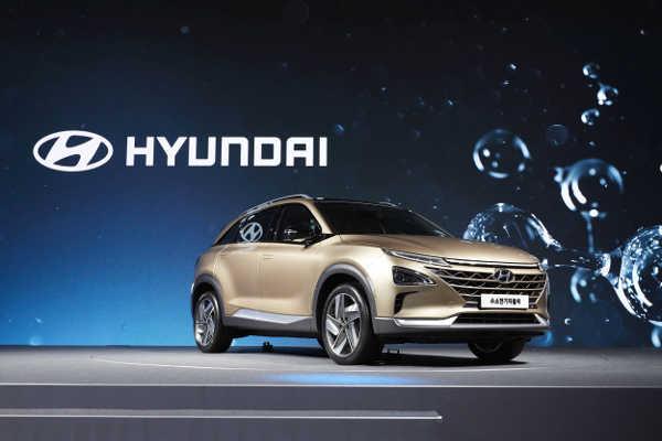 Hyundai FCEV SUV