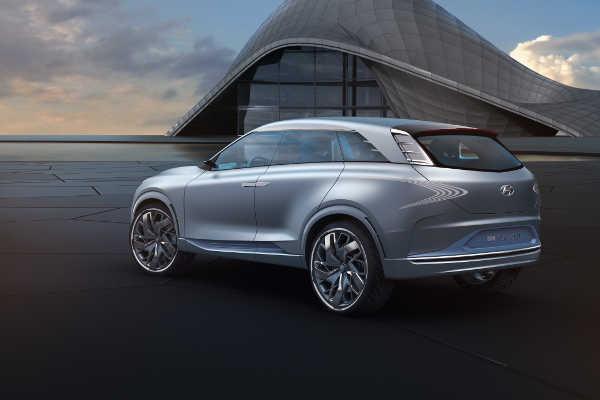 Hyundai FE Fuel Concept 2017
