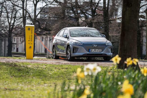 Hyundai Ioniq Elektro 2017