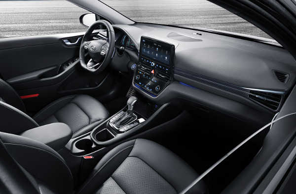 Hyundai Ioniq Facelift 2019 Hybrid und Plug-in-Hybrid