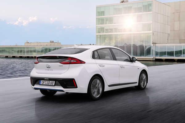 Hyundai Ioniq Hybrid Hybrid-Deal 2018