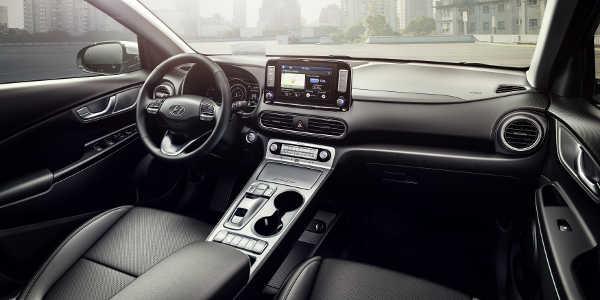 Hyundai Kona Elektro 2018