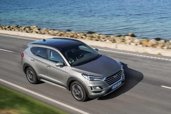 Hyundai Tucson 2.0 CRDi 48-Volt-Mildhybrid 2018