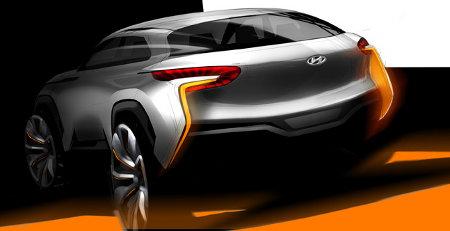 Hyundai Intrado Concept Genf 2014