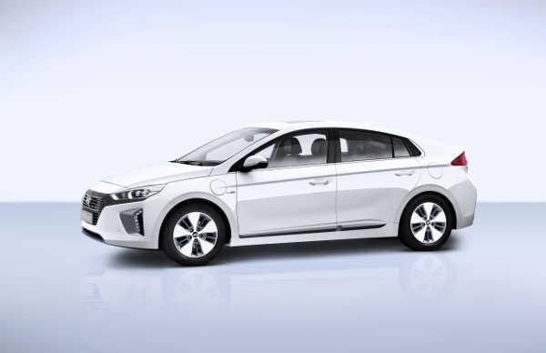 Hyundai Ioniq Plug-in-Hybrid 2017