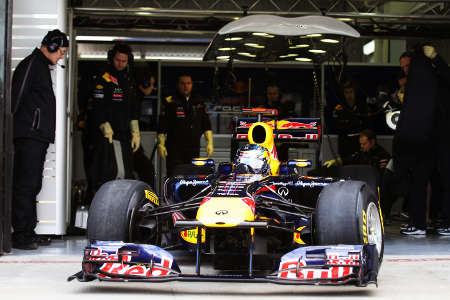 Red Bull RB9 F1 2013