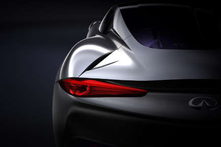 Infiniti Sports Car Concept