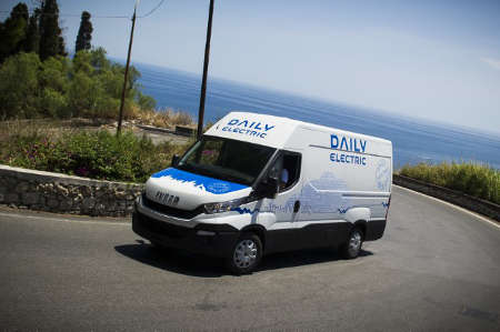 Iveco Daily V Electric