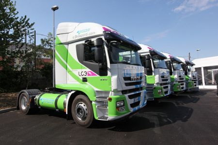 Iveco Stralis AT440S33T/P LNG