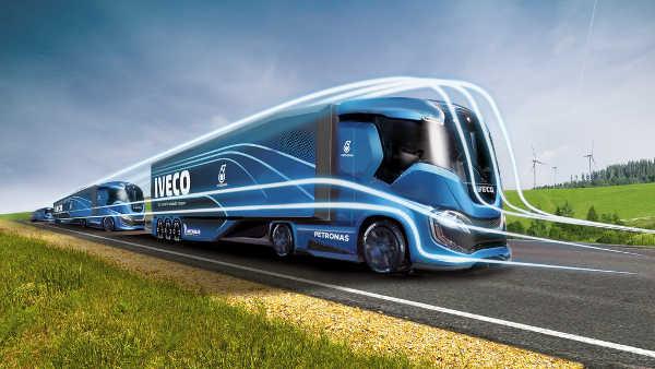 Iveco Z-Truck Konzept 2016