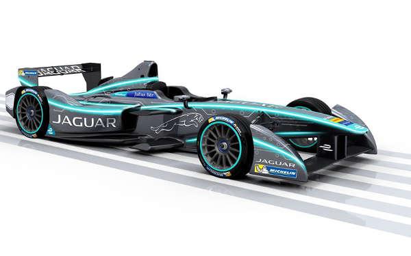 Jaguar Formel E