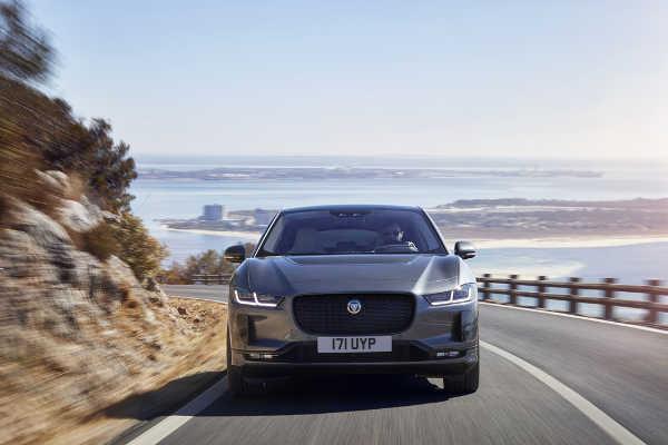 Jaguar i-Pace 2018: Ausstattung, Akku, Motor, Daten, Preis